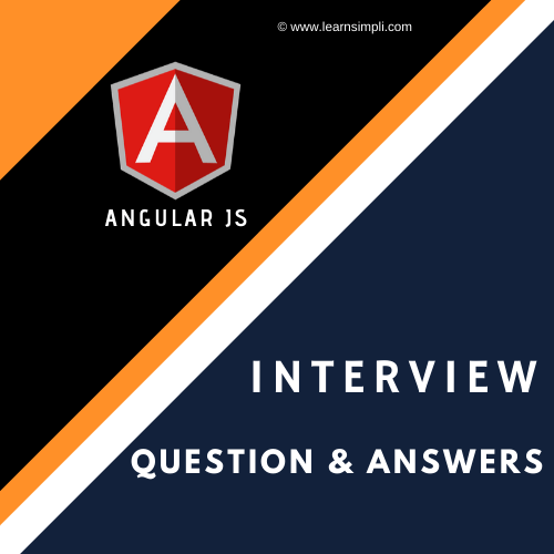 Angular Interview Questions To Crack Full Stack Developer