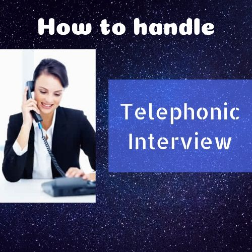 how to introduce myself in telephonic interview